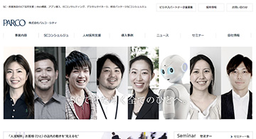 PARCO Co., Ltd. City Corporate site