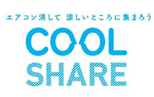 Registering Cool Share and Warm Share spots at PARCO stores across Japan