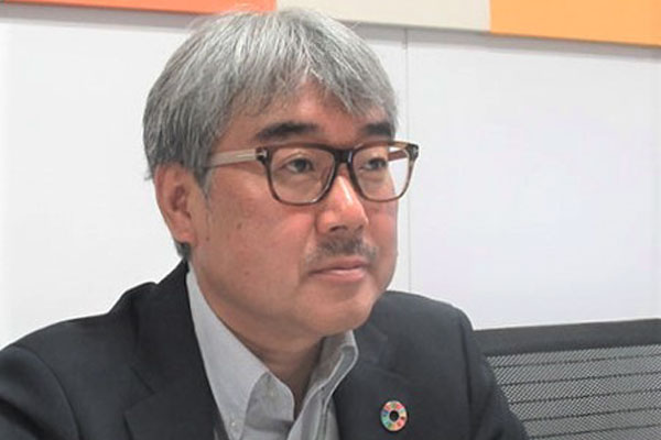 Managing Executive Officer CSR Committee Chair Masaaki Abe